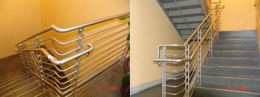Stainless Steel Railings and Rails in Houston, TX