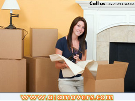Residential Movers in Florida