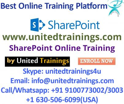 Share Point Online Training
