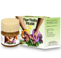 Vigor Vitality Prash is a perfect natural remedy for the treatment of male infertility and helps in