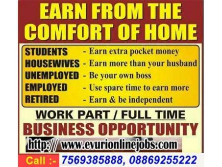 Type Ads From Home. Guaranteed Income