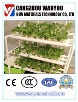 PVC Pipes For Hydroponic