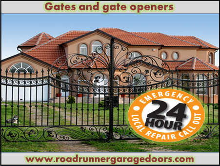 Quality Automatic Gate Installation Houston