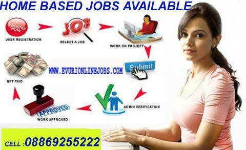 Real Online Data Entry Jobs / Online Typing Jobs