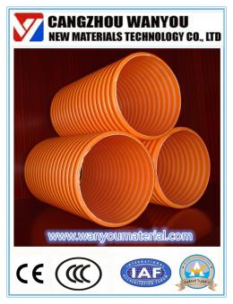 PVC Courrugated Pipe