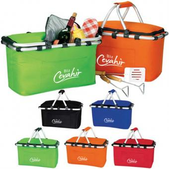 Wholesale Foldable Insulated Picnic Basket from China